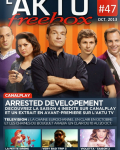 L'AKTU FREEBOX – Octobre 2013