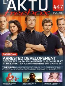 L'AKTU FREEBOX – Octobre 2013