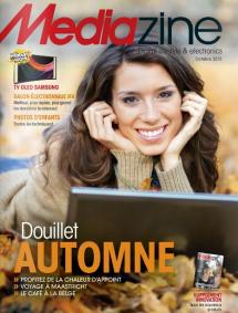 MEDIAZINE – Octobre 2013