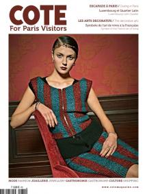 COTE FOR PARIS VISITORS – Octobre 2013