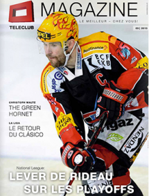 TELECLUB MAGAZINE – Mars 2013