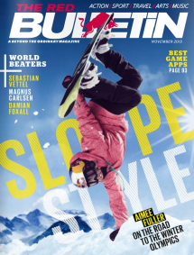 THE RED BULLETIN – November 2013