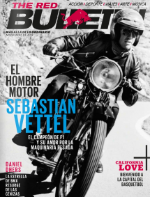 THE RED BULLETIN – Noviembre 2013