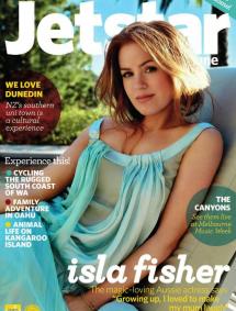 JETSTAR MAGAZINE – November 2013