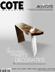 COTE LA REVUE D'AZUR – Novembre 2013