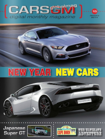 CARS GLOBAL MAG – January 2014