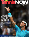 TENNIS NOW MAGAZINE – Australian Open preview