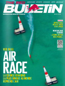 THE RED BULLETIN – Mars 2013