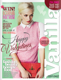 VANILLA – Feb/March 2014