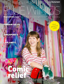 BLUEWINGS – February 2014