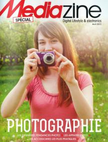 MEDIAZINE PHOTOGRAPHIE Le supplément – Avril 2013