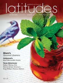 LATITUDES – March/April 2014