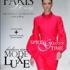 PARIS LE MAG – Printemps 2013