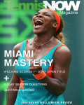 TENNIS NOW MAGAZINE – Indian Wells preview