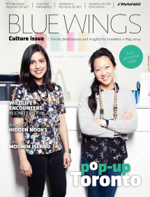 BLUEWINGS – May 2014
