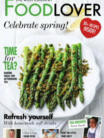 FOODLOVER – June 2013