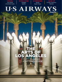 U.S AIRWAYS MAGAZINE – June 2013