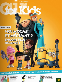 AIR FOR KIDS – Juin 2013