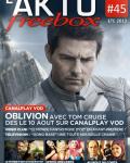 L'AKTU FREEBOX – Juillet 2013