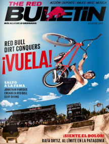 THE RED BULLETIN – Julio 2013