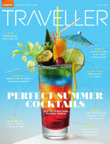 TRAVELLER – July 2013