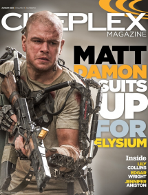 CINEPLEX – August 2013