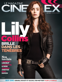 CINEPLEX – Août 2013