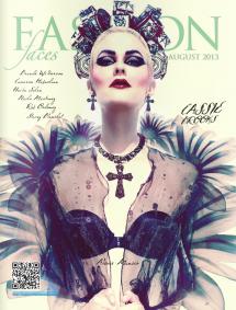 FASHION FACES – August 2013