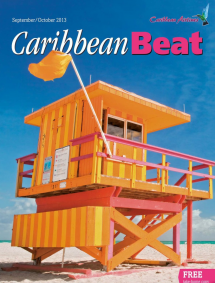 CARIBBEAN BEAT – September/October 2013