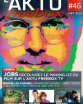 L'AKTU FREEBOX – Septembre 2013