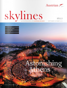 SKYLINES – September/October 2013