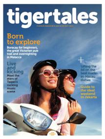 TIGER TALES – September/October 2013