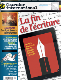 COURRIER INTERNATIONAL – 24 septembre 2013