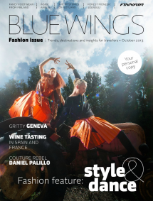 BLUWINGS – October 2013