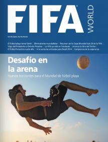 FIFA WORLD – Septiembre/Octubre 2013