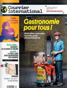 COURRIER INTERNATIONAL – 5 octobre 2013