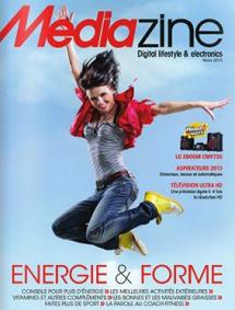MEDIAZINE – Mars 2013
