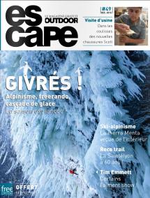 ESCAPE – Décembre 2013