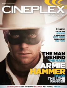 CINEPLEX – July 2013
