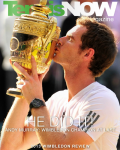 TENNIS NOW MAGAZINE – July 2013
