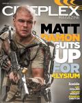 CINEPLEX – August 2013