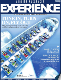 EXPERIENCE – August 2013