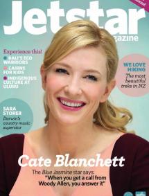 JETSTAR MAGAZINE – September 2013