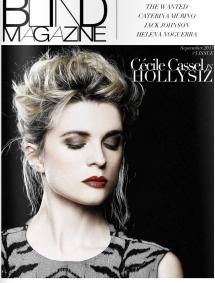 THE BLIND MAGAZINE – Septembre 2013